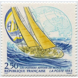 Timbre France YT 2789