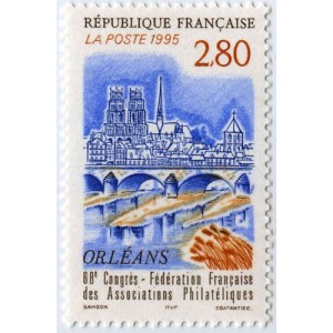 Timbre France YT 2953